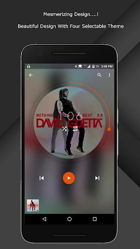 Bass Music Player: Free Music App on Google play 1.6 screenshots 1