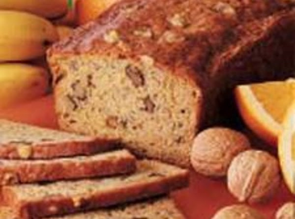 Orange Nut Bread Recipe