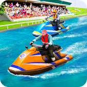 Download Speed Boat Jet Ski Racing Free