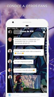 Paopu Amino para Kingdom Hearts en Español - náhled