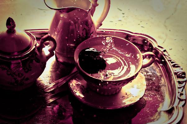 Tè e castagne di Xperia Tuscany