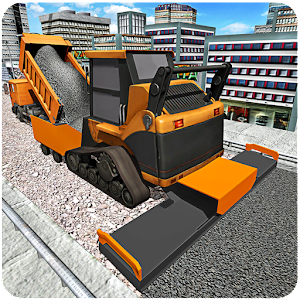 City Builder Road Construction for PC and MAC