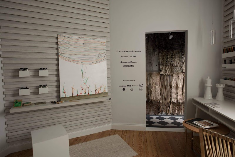 Casa FOA 2016: Cuarto de pintura - Claudia Camisar Alterman y Adriana Teplixke