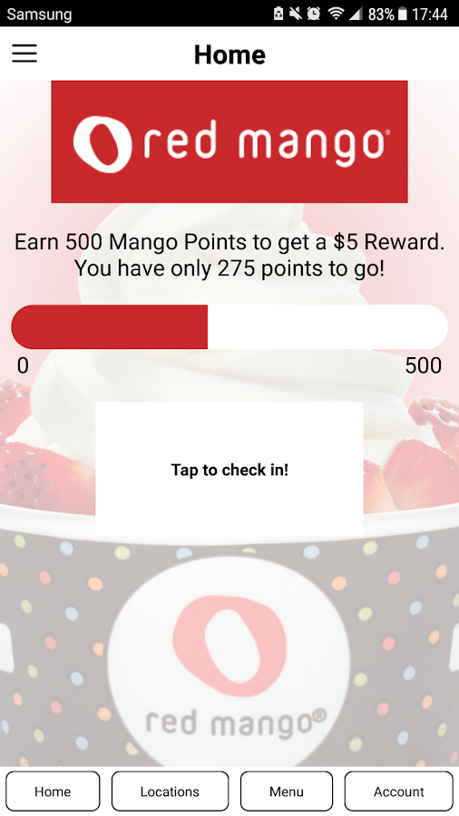 Red Mango- screenshot