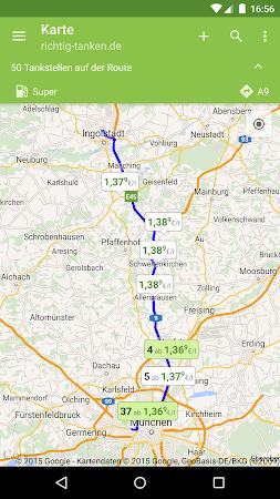richtig-tanken.de 2.1.8 screenshot 599856
