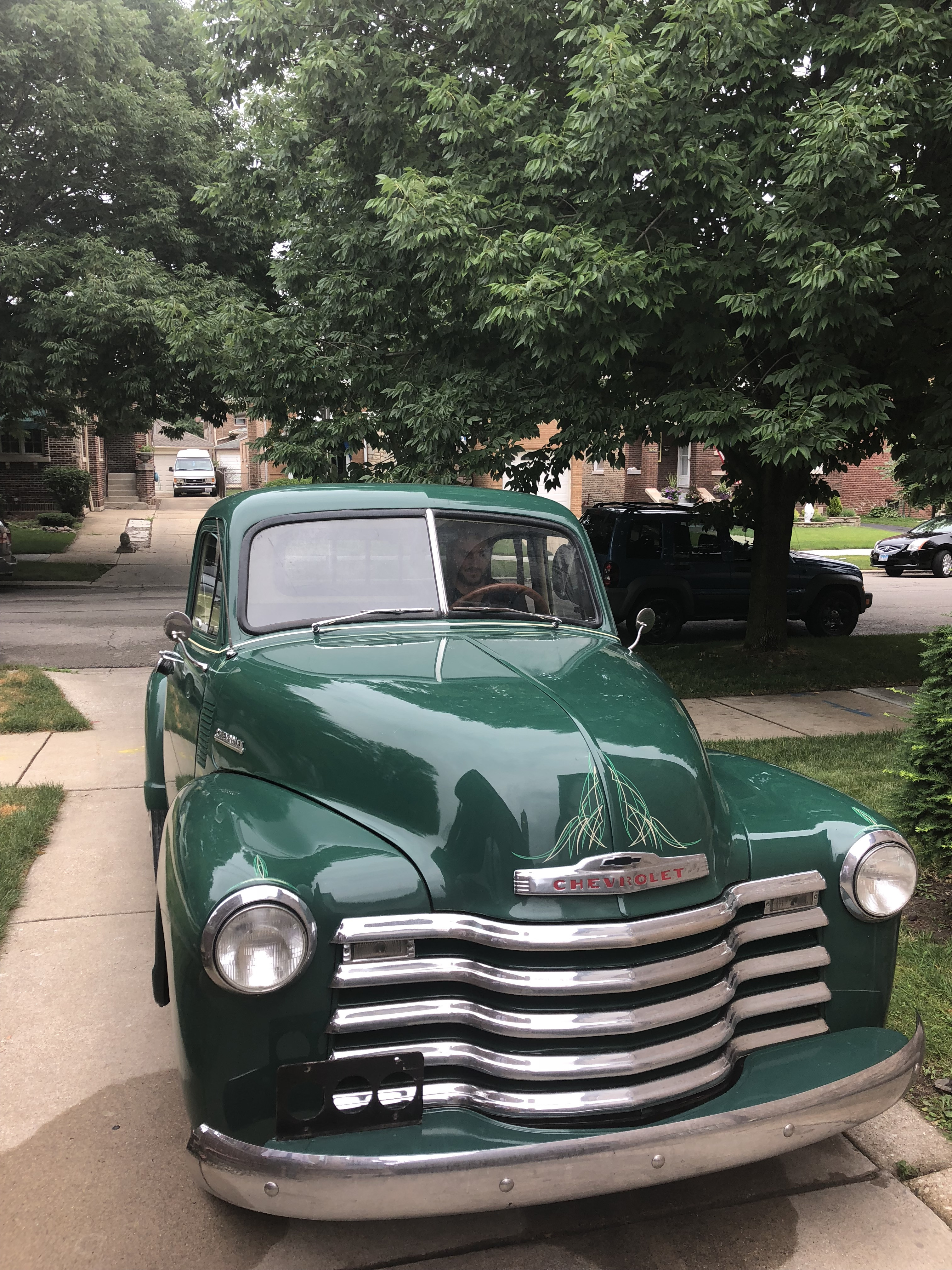 Chevy 3100 Hire Chicago