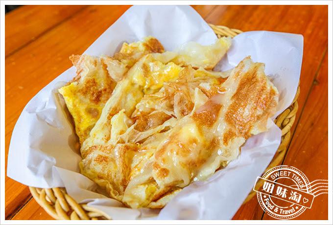 貓城南洋風食煉乳印度餅