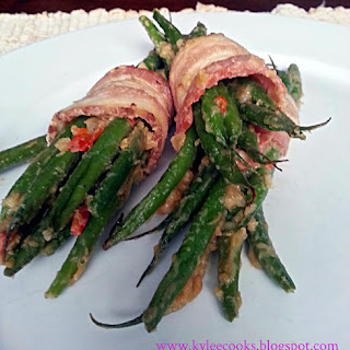 Country-Style Green Beans.