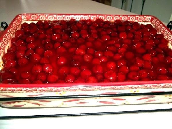 ~ Cherry Cheesecake Dessert ~ Recipe