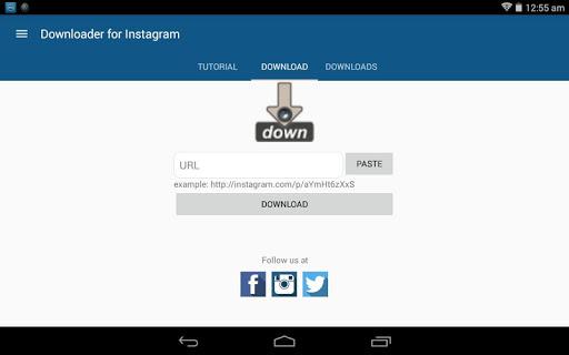 Video Downloader for Instagram 2.3.3 screenshots 8