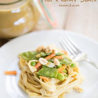 Thai Peanut Sauce.