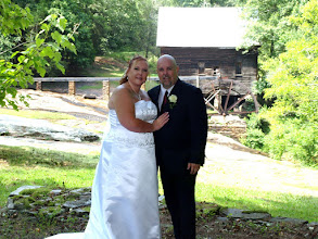 Photo: Married at Ragsdale Mill - Homer, GA 6/09  ~ www.WeddingWoman.net