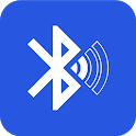 Bluetooth audio device widget - connect, volume icon