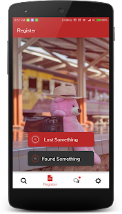 MissingX - Lost and Found App- screenshot thumbnail