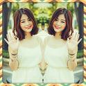 Mirror Photo Collage icon