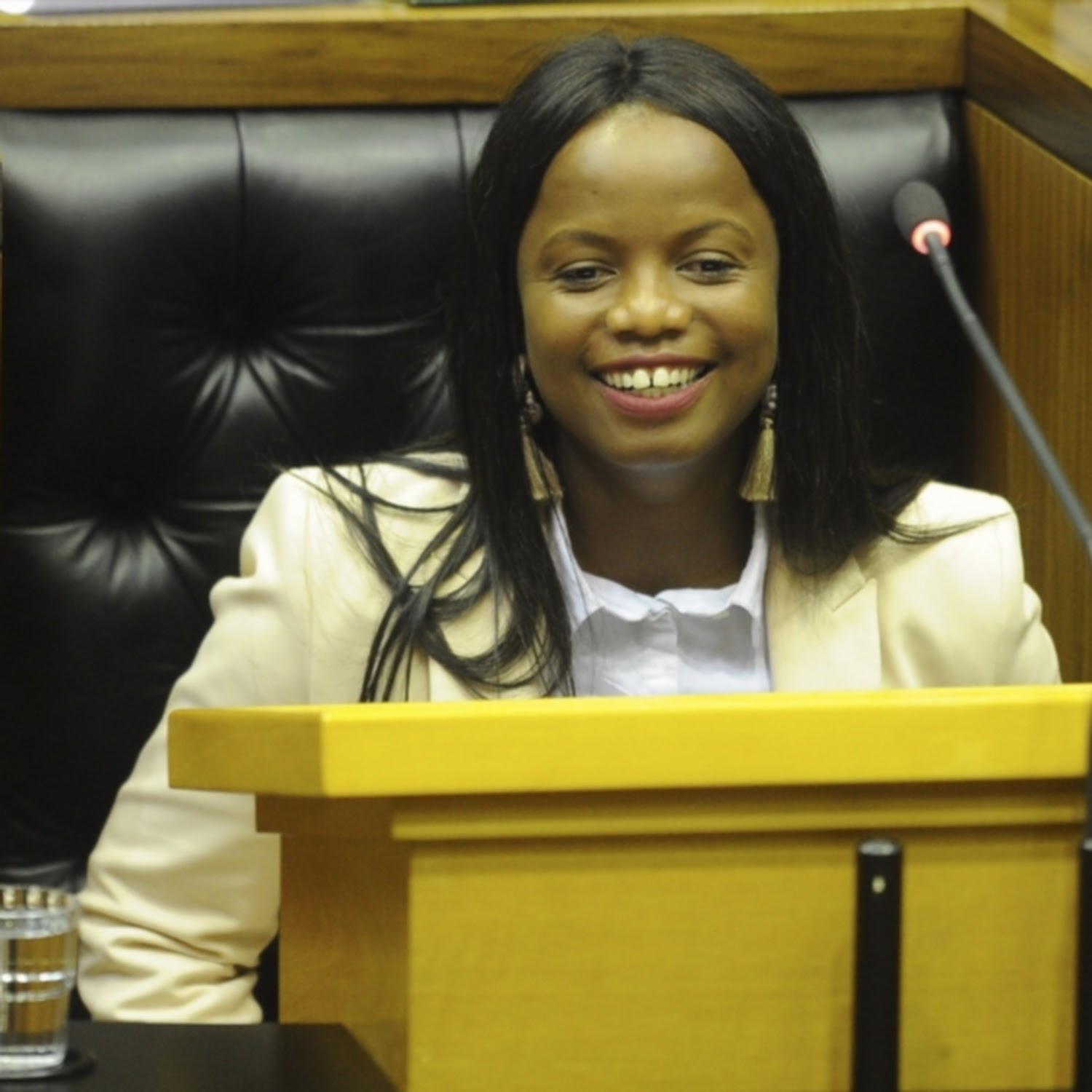 I D Rather Die Phumzile Van Damme Rubbishes Claims She Will Soon Sing The Eff Tune