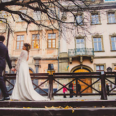Wedding photographer Oksana Pastushak (kspast). Photo of 30.01.2017