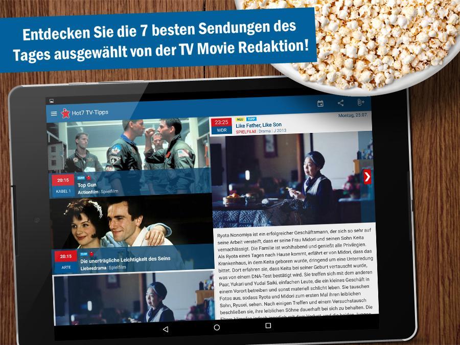 Tv Programm Tv Movie