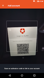 Auth0 Guardian- screenshot thumbnail