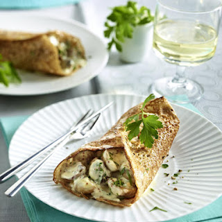Italian Crepes Recipes.