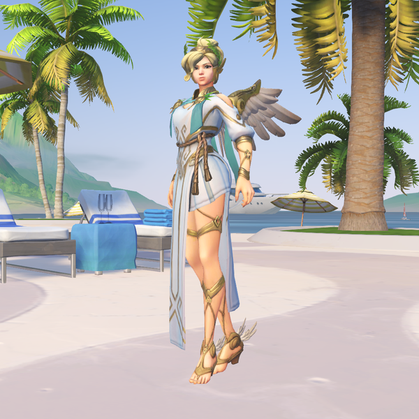 Winged Victory Skin