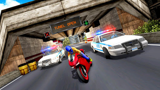 Police Car Vs Theft Bike Apk 1