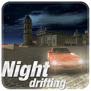 Night Drifting [ Free drift ]