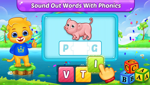 ABC Spelling - Spell & Phonics 1.2.8 screenshots 2
