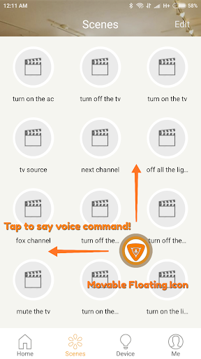 Screenshot for Broadlink IHC Voice Plugin in United States Play Store