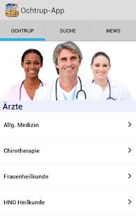 Ochtrup-App - náhled
