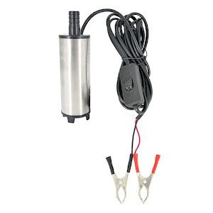 Pompa transfer lichide 30L/min, 8500 rpm, 12V