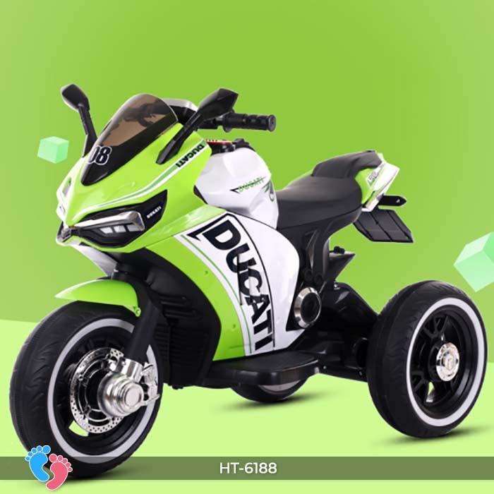 Xe mô tô điện thể thao Ducati HT-6188 14