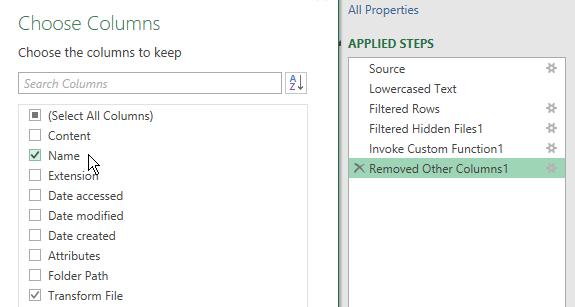 บทที่ 18 : การดึงข้อมูลจากทุก File ที่ต้องการใน Folder 15