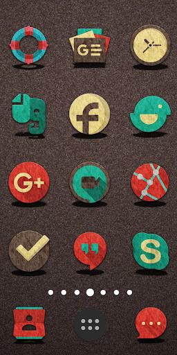 Retron-UI Icon Pack screenshot 6