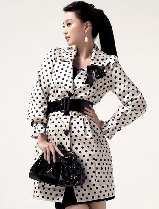 Han Ye Seul Fashion Photos