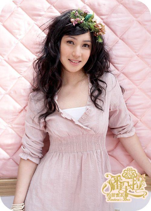 Chinese actress Huang Yi covers Femina