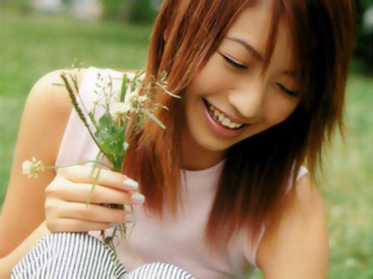 Katase Nana Sweet Smile