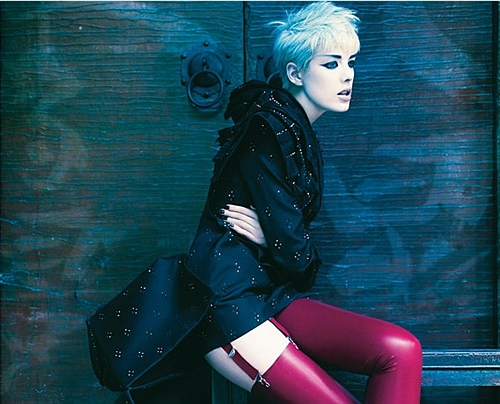 agyness deyn photo shoot. June - Agyness Deyn
