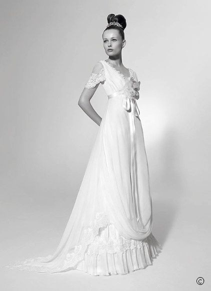 Christian Lacroix Bridal Dresses Collection :: Dream Girls ...