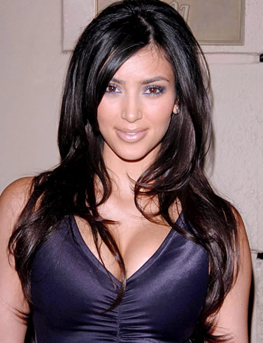 american actress wallpapers. American Actress Kim Kardashian Photogallery