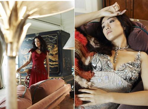Gong Li japanese, asian, pic Gong Li wallpaper