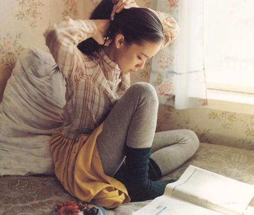Japanese Actress Aoi Yu Photoshoot :: Dream Girls Photos