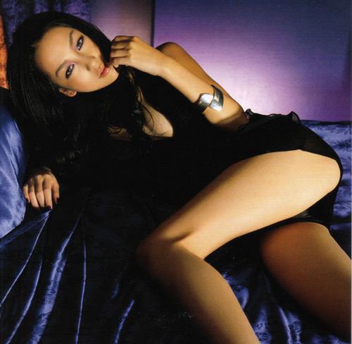 Mika Nakashima Sexy Actress