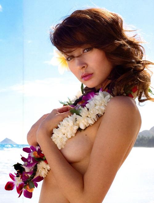 Leah Dizon naked