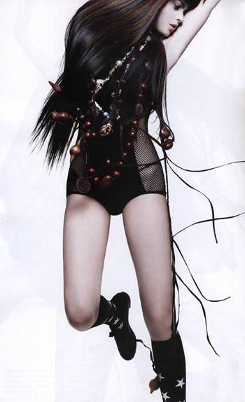 Super model-Patricia Silveira