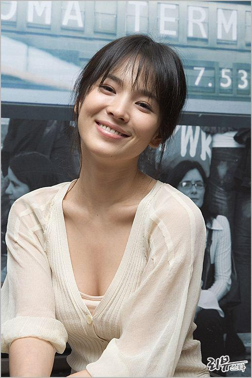 Song Hye-Gyo