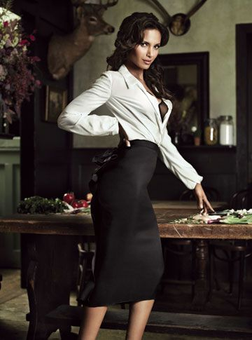 padma lakshmi photo shoots