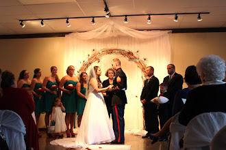 Photo: Wedding Ceremony Officiant Minister Events at Sapphire Creek - Simpsonville, SC - http://WeddingWoman.net