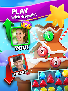 Frozen Frenzy Mania – Match 3