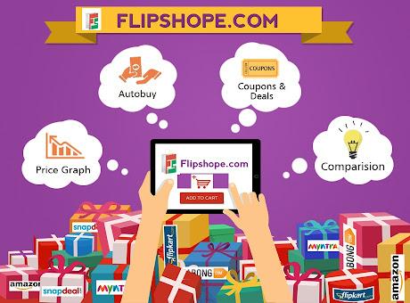 FlipShope - Price Tracker Extension